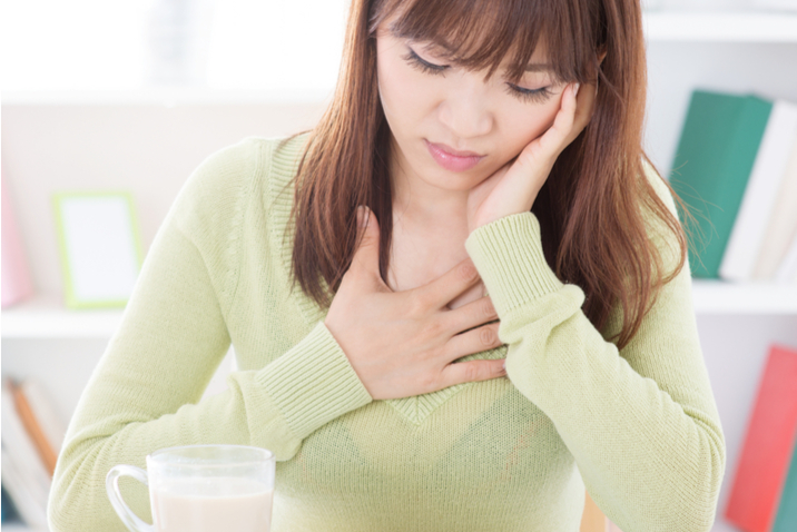 Heartburn, acid reflux and GERD