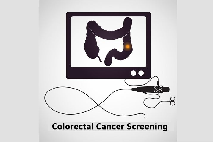 colorectal cancer screening using colonoscopy