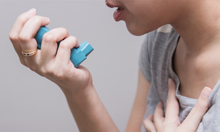 Asthma - Symptoms, causes and treatment