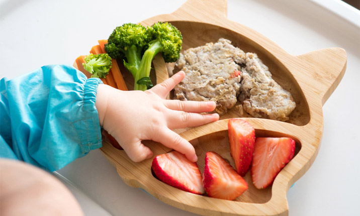 Baby-led weaning advantages