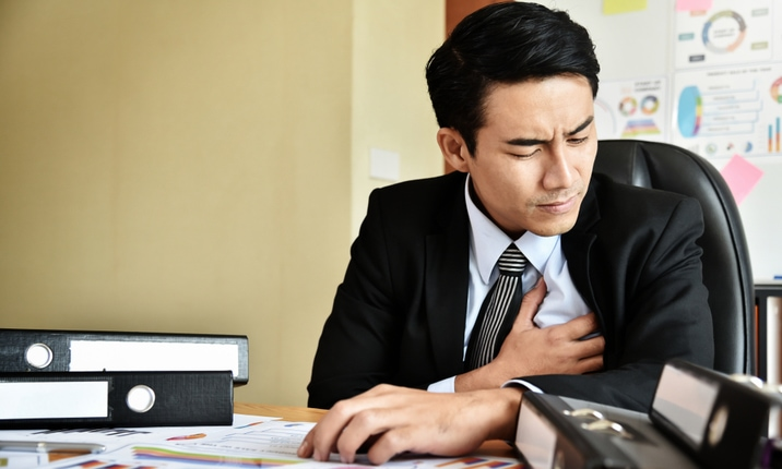 Heart condition - chest pain
