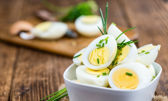 Healthy pregnancy foods - Eggs