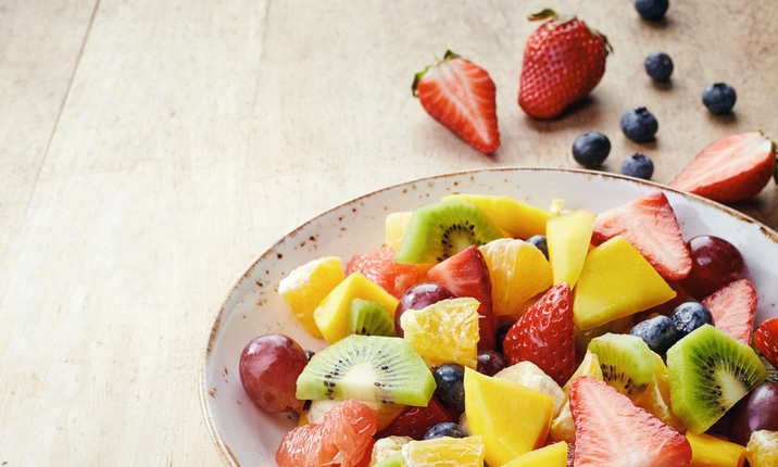 Healthy pregnancy foods - Fruits