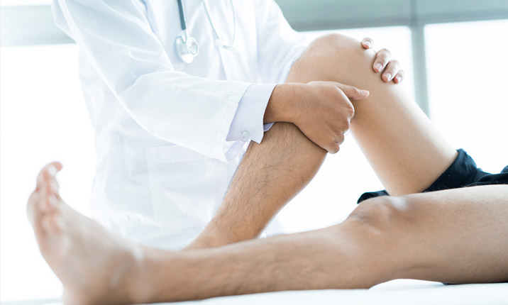 Prevent injury while on holiday - Doctor visit