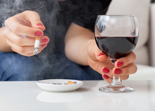 How Smoking and Drinking Affect the Body