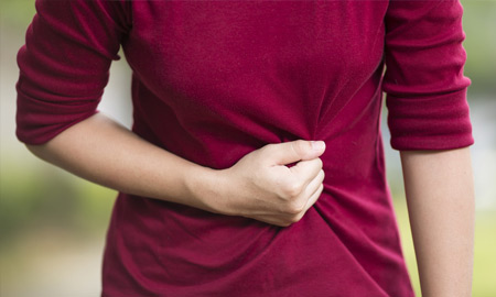 Common causes of stomach pain